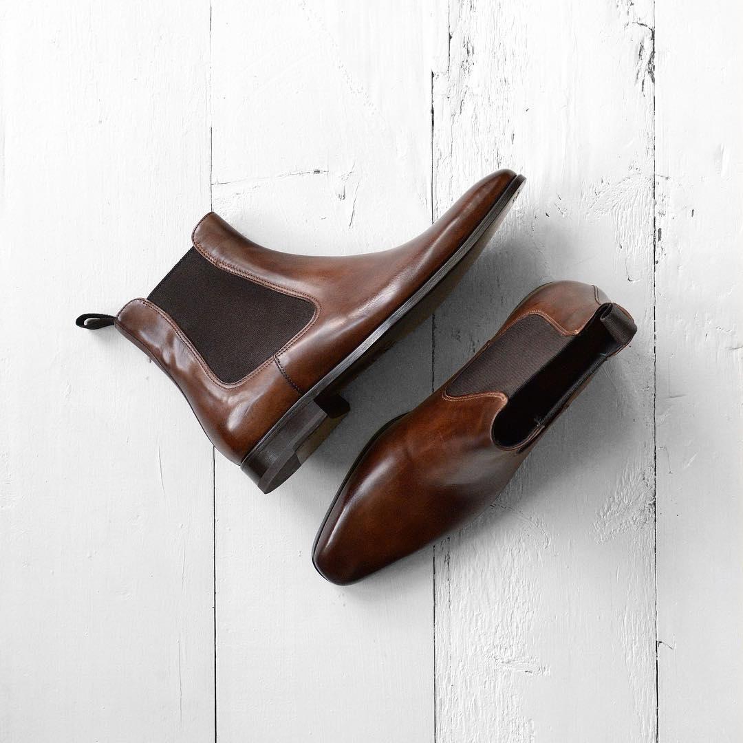Paul Evans Boots