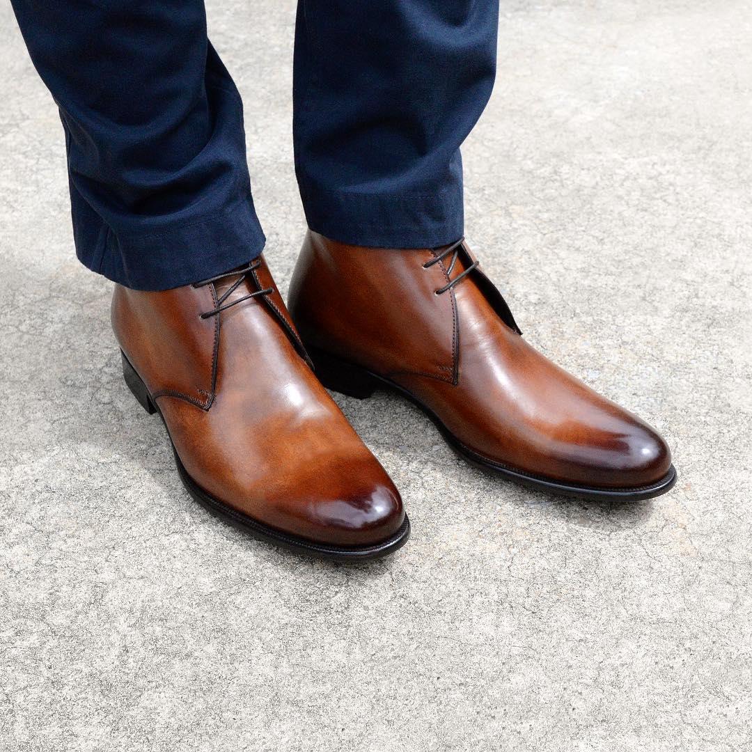 Paul Evans Chukka Boots