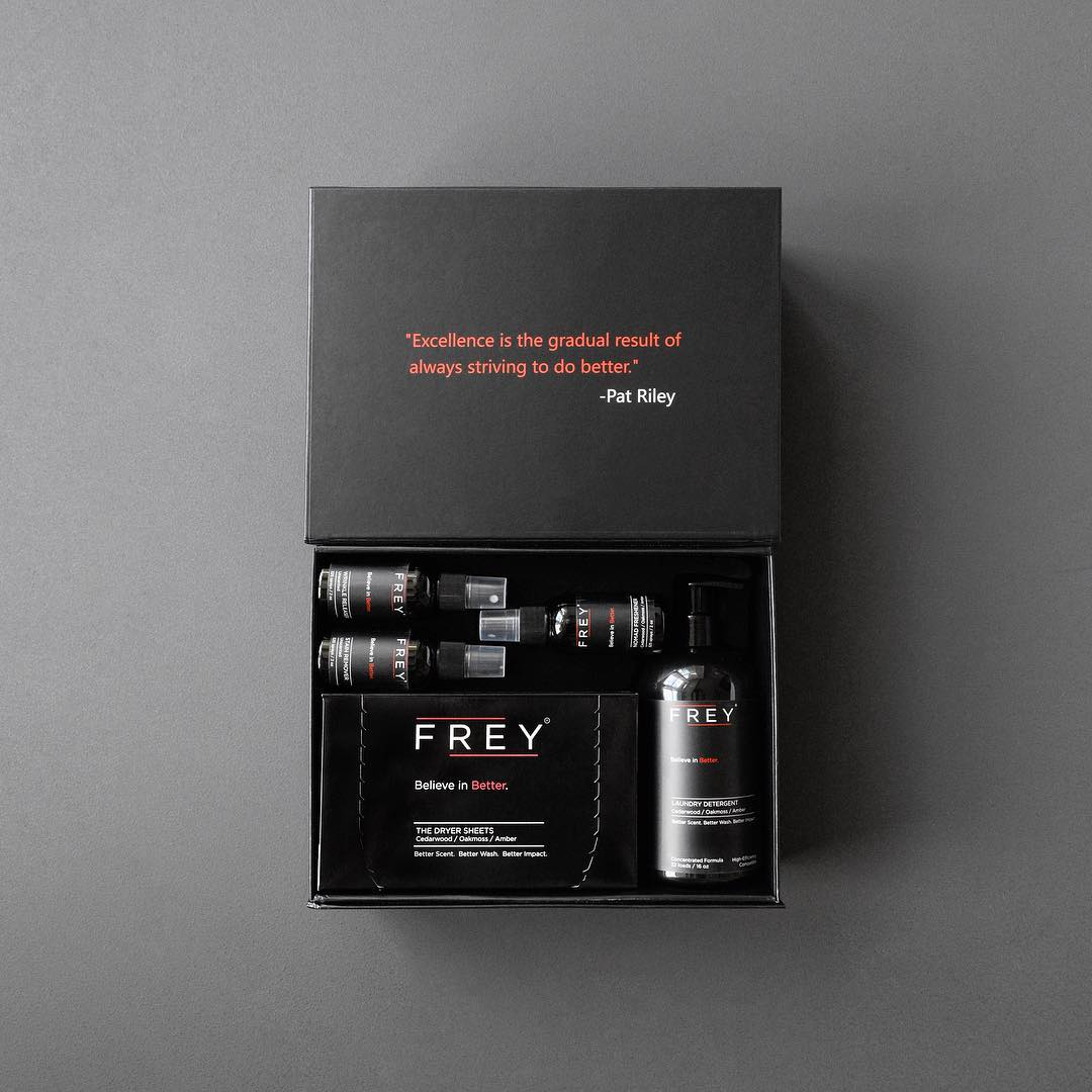 FREY Clothing Care