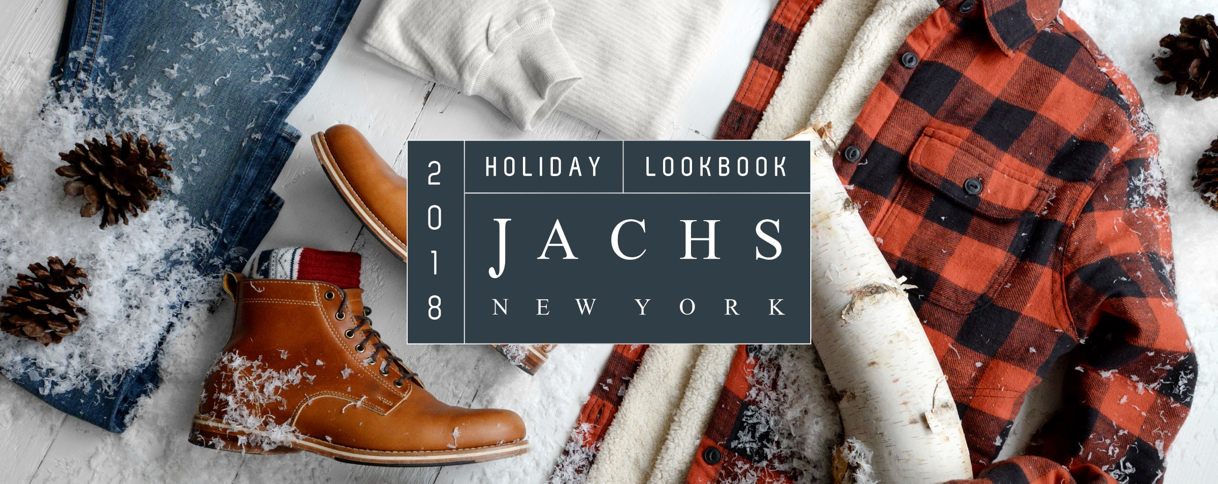 JachsNY Holiday Lookbook 2018