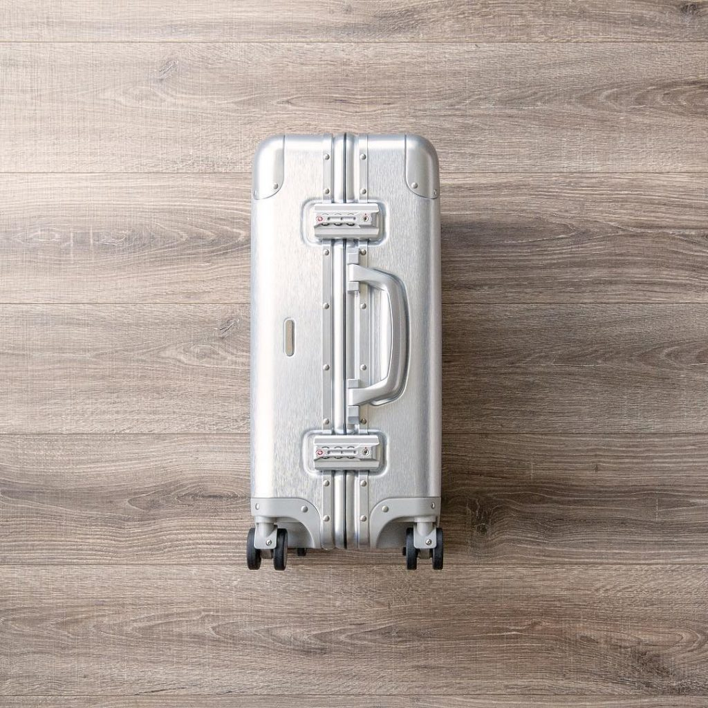 Autonomous Aluminum Carry-On