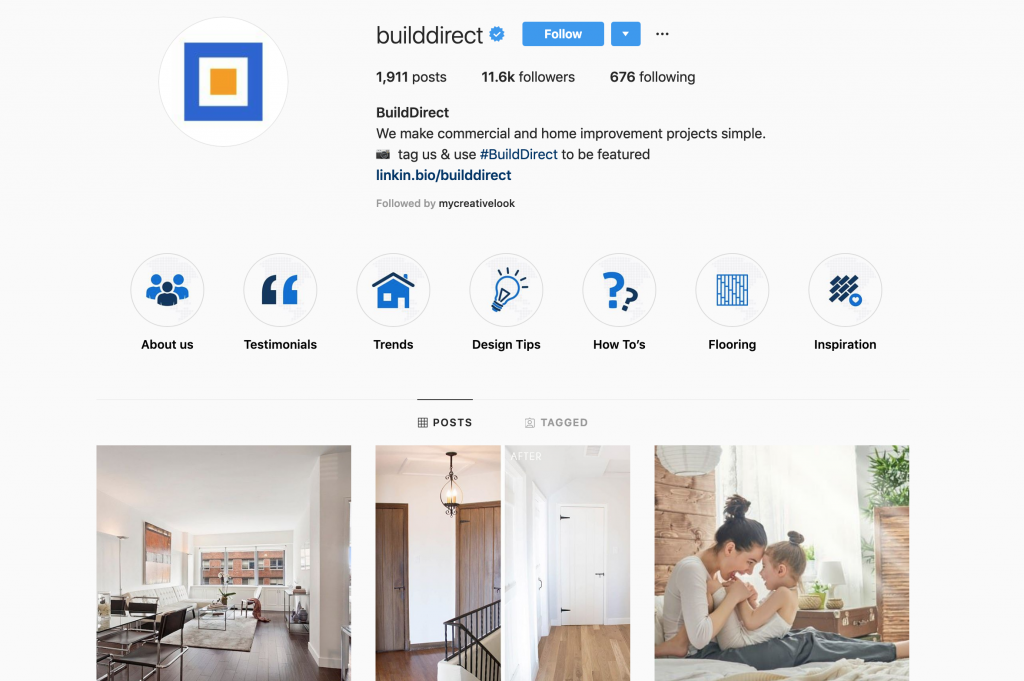 Build Direct Instagram