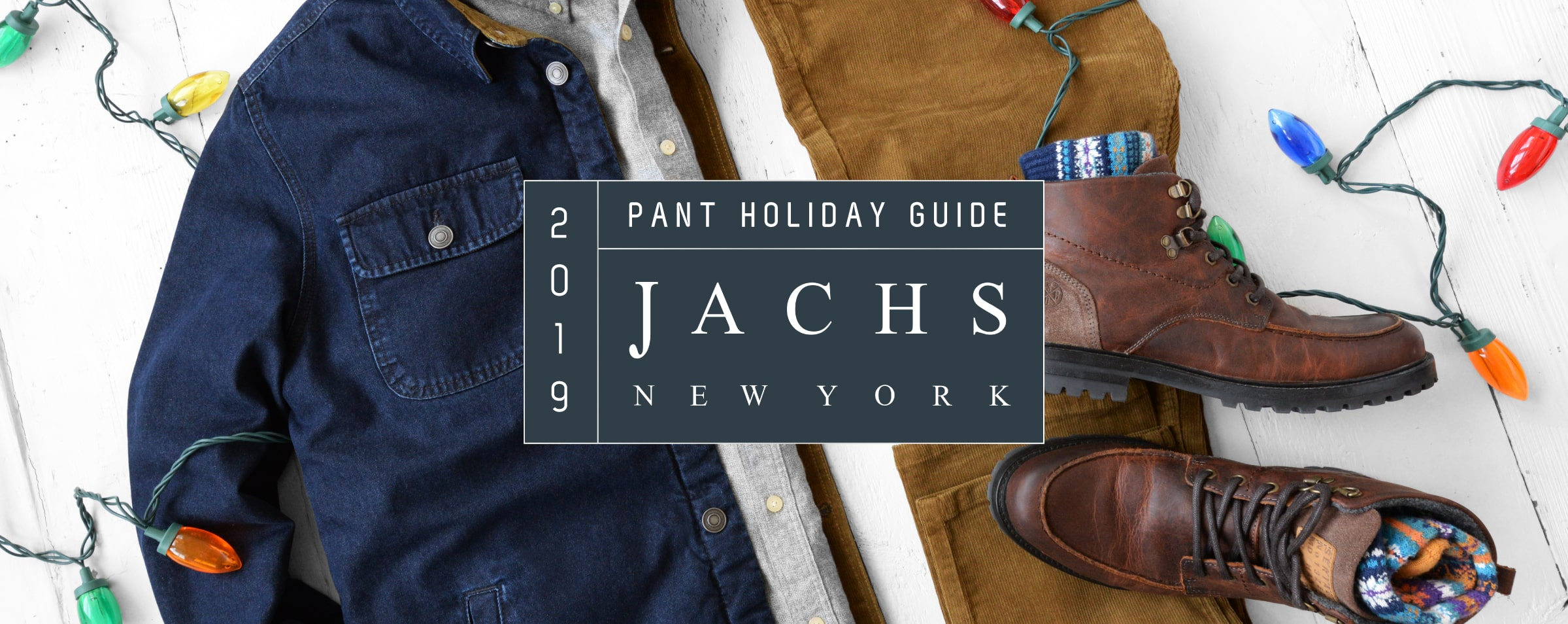 JachsNY Pant Guide 2019